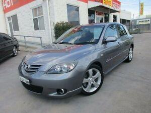 2005 Mazda 3 BK1031 SP23 Grey 4 Speed Automatic Hatchback North Parramatta Parramatta Area Preview