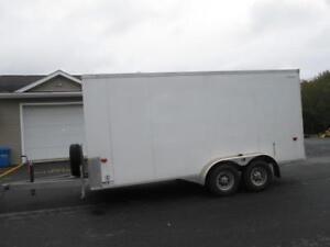 2015 Ideal Cargo 16 FT Trailer