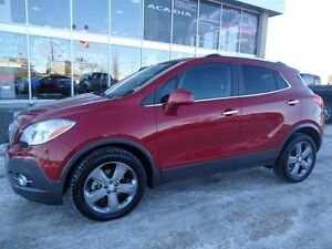 2013 Buick ENCORE Leather - AWD! Leather! LOW KM's!!
