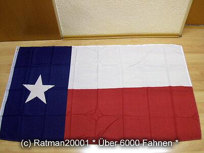 Fahnen Flagge Texas Sonderposten - 90 x 150 cm
