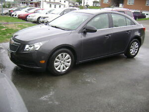 2011 Chevrolet Cruze Automatic 131,000KMS $5300 Tax Included