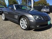 2006 Chrysler Crossfire ZH MY2005 Grey 5 Speed Sports Automatic Coupe Elizabeth West Playford Area Preview