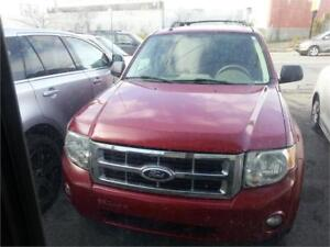 ford escape 4 cylindres