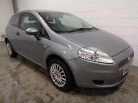 FIAT PUNTO , 2009/59 REG , LOW MILEAGE + FULL HISTORY , LONG MOT , FINANCE AVAILABLE , WARRANTY