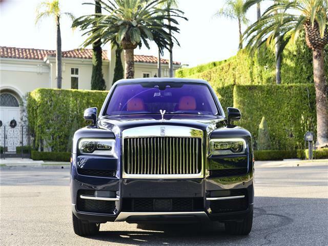 Image 2 Coche Americano usado Rolls-Royce Cullinan 2020