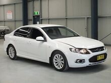2013 Ford Falcon FG MK2 Ecoboost White 6 Speed Automatic Sedan Dubbo 2830 Dubbo Area Preview