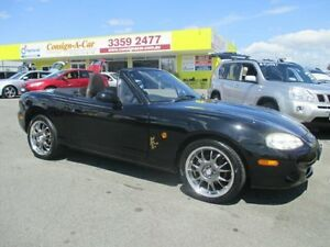 2004 Mazda MX-5 NB30P4 Black 4 Speed Automatic Softtop Kedron Brisbane North East Preview