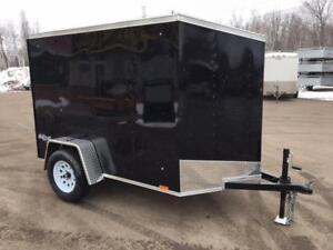 NEW 2019 PACE 5' x 8' OUTBACK CARGO TRAILER