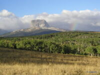 Rocky Mountain foothills land for sale