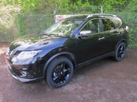 Nissan X Trail 1.6 Tekna DCi 7 Seater (ebisu black) 2016