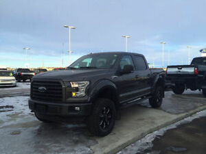 2016 Ford F-150 SuperCrew XLT FX4 Pickup Truck