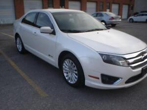 2010 Ford Fusion Hybrid,gas saver,auto,accident free