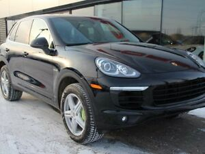 2016 Porsche CAYENNE E-HYBRID Plug In Hybrid | Major Discount |