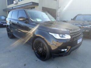 2016 Land Rover Range Rover Sport L494 17MY TDV6 SE Black Magic 8 Speed Sports Automatic Wagon Wangara Wanneroo Area Preview