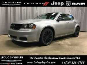 2014 Dodge Avenger SE BLACKTOP PACKAGE A/C KEYLESS ENTRY
