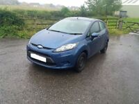 Offers Considered For Quick Sale 2009 Ford Fiesta 1.4 TDCi Style Plus 5Door £20 Road Tax Per Year
