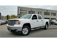 2012 GMC Sierra 2500HD SLE 4X4 SHORT BOX