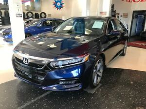 2019 Honda Accord Sedan 2019 Honda Accord Sedan - Touring CVT