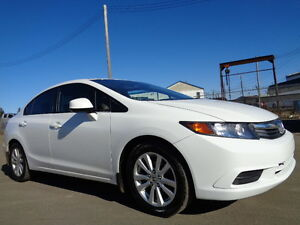 2012 Honda Civic EX SPORT-WITH ECON BOOST ENGINE-EXCELLENT SHAPE