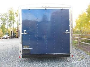 "18' CARGO TRAILER WITH 12"" EXTRA HEIGHT Prince George British Columbia image 2"