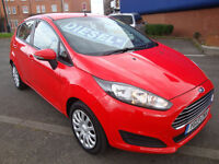 "13 FORD FIESTA 1.5TDCi ( 75ps ) STYLE"""" TAX EXEMPT"""""