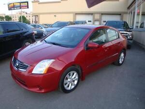 Nissan Sentra 2012 -ToitRoof-Auto-Siegechauf-BT- a vendre