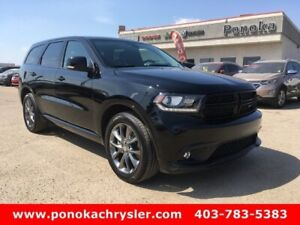 2017 Dodge Durango GT AWD V8 | VERY Low KM | Remote Start