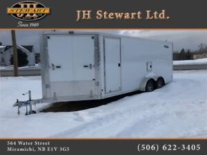 NEW 2019 High Country 7x18 Snowmobile trailer