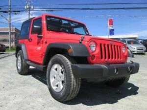 2013 Jeep Wrangler 4x4 AS LOW AS $110 WKLY OAC