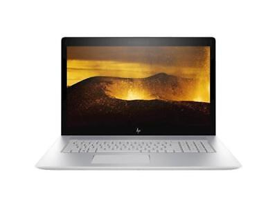 Hp Envy 17 Ae013ca Intel Core I7 7500U X2 2 7Ghz 12Gb 1Tb 17 3   Silver  Certifi
