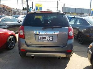 2011 Holden Captiva Silver Automatic Wagon Lansvale Liverpool Area Preview