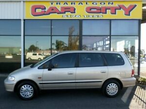 1999 Honda Odyssey (6 Seat) Gold 4 Speed Automatic Wagon Traralgon Latrobe Valley Preview