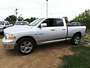 2010 Dodge RAM 1500 SLT For Sale Edmonton