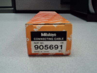 Mitutoyo Connecting Cable 905691 Height Gage Accessories