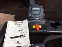 Kettler Pacer Running machine for sale