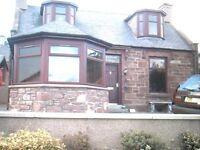 2 Bed Detached with Private Grounds, Turriff Town Centre - FIXED PRICE FOR QUICK SALE