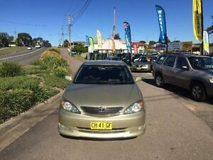 2003 Toyota Camry ACV36R Sportivo Platinum 4 Speed Automatic Sedan Kurri Kurri Cessnock Area Preview