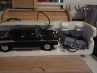limited edition battery operated 57 chey car