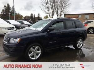 2013 Jeep Compass Limited 4x4 LEATHER REDUCED BUY HERE PAY HERE Edmonton Edmonton Area image 4