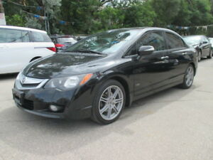 2010 Acura CSX Sunroof/Alloys/Navigation Sedan