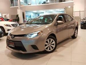 2014 Toyota Corolla LE-AUTO-CAMERA-BLUETOOTH-ONLY 59KM