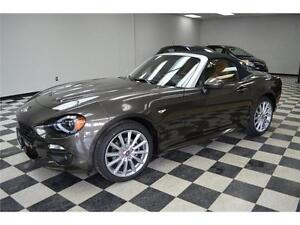 2017 Fiat 124 Spider Lusso LUSSO - CONVERTIBLE**BACKUP CAMERA