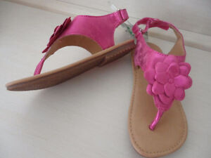 Carter's girls sandals, Size 12 (Brand New) Kitchener / Waterloo Kitchener Area image 1