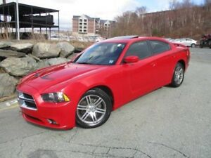 2012 Dodge CHARGER SXT (3.6L V6, MOONROOF, REMOTE START, HEATED