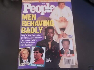 Donald Trump - People Magazine 1997