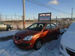 "2009 Kia Rio-ONE OWNER-ONLY 70,488 KM-EXTRA CLEAN-""SALE""!"