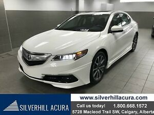 2016 Acura TLX Technology Package SH-AWD *Aero Kit, 0.9% Financi
