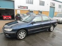 peugeot 406 1999 t,reg 2.0 automatic petrol long mot px to clear £225 may px