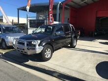 2009 Great Wall V240 K2 Super Luxury Black 5 Speed Manual 4d Utility Clontarf Redcliffe Area Preview