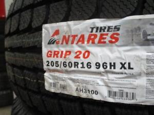 205/60 R16 ANTARES GRIP20 WINTER TIRES BRAND NEW